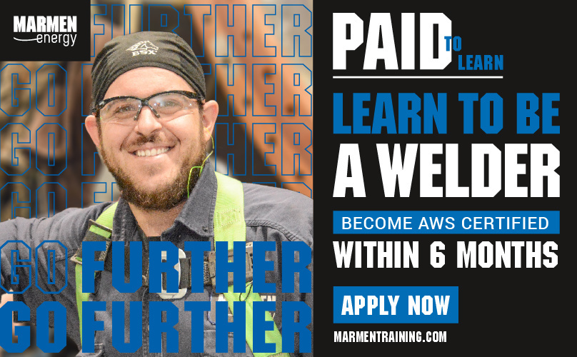 Learn To Be A Welder